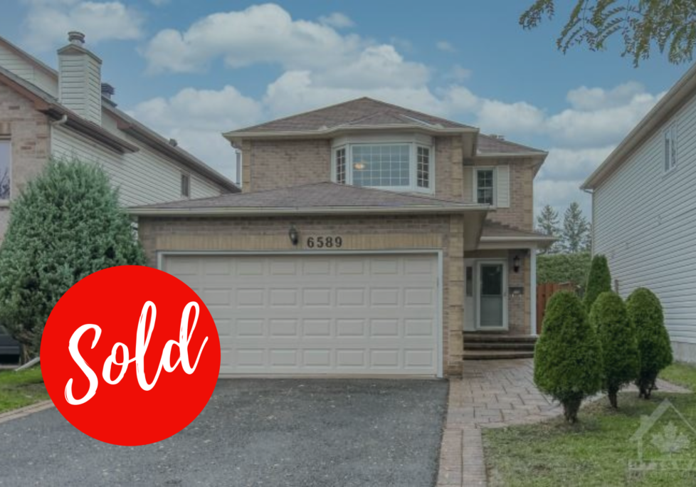Sold 4+1 Bedroom House for Sale in Orleans